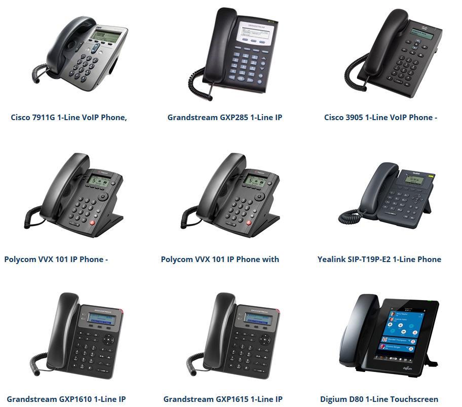 One Line Phone